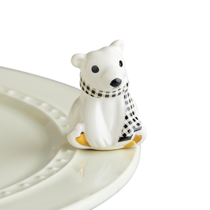 Nora Fleming Minis - POLAR BEAR