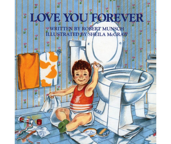 Love You Forever Book - Hardcover