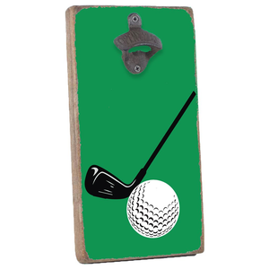 BOTTLE OPENER - GOLF