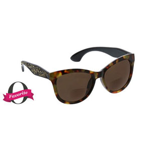 Sunglasses by Peepers - Caliente Bifocal Sun-Tortoise