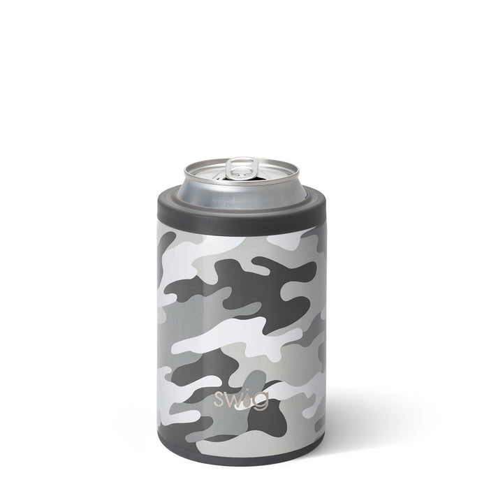 Swig Combo Can+Bottle Cooler - Incognito Camo