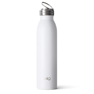 Swig 20oz Bottle - Matte White