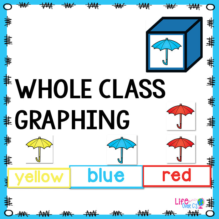 Preschool Color Games and Graphing Activities for ...