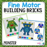 Fine Motor LEGO Pack | All-Year