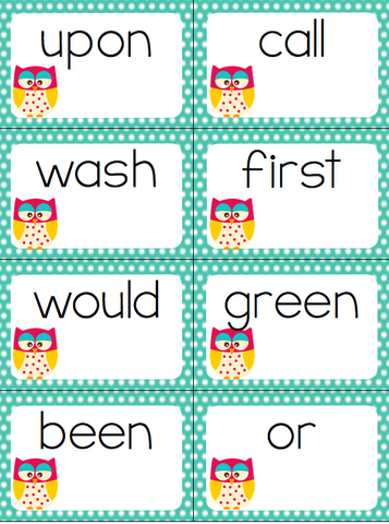 This sight word card game is a great way to learn the Dolch sight words for 2nd grade! Your kids won't even realize how much they are learning!