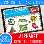 Kindergarten GROWING Bundle | Boom Cards™ Digital Task Cards