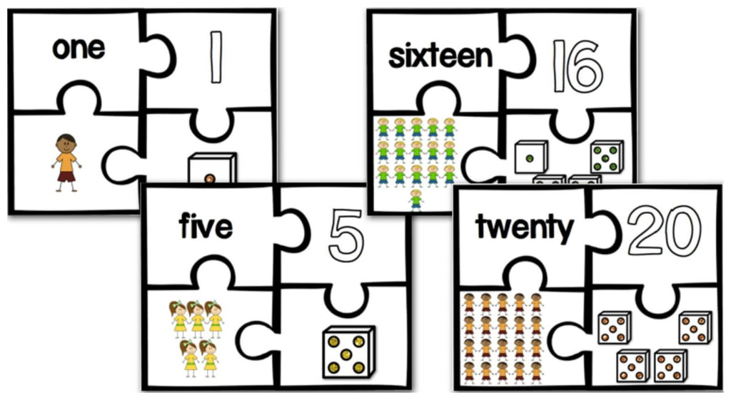 image relating to Printable Numbers 1-20 named Quantities 1-20 Math Facilities