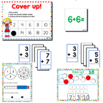 Simple Addition | 1st Grade Math Centers