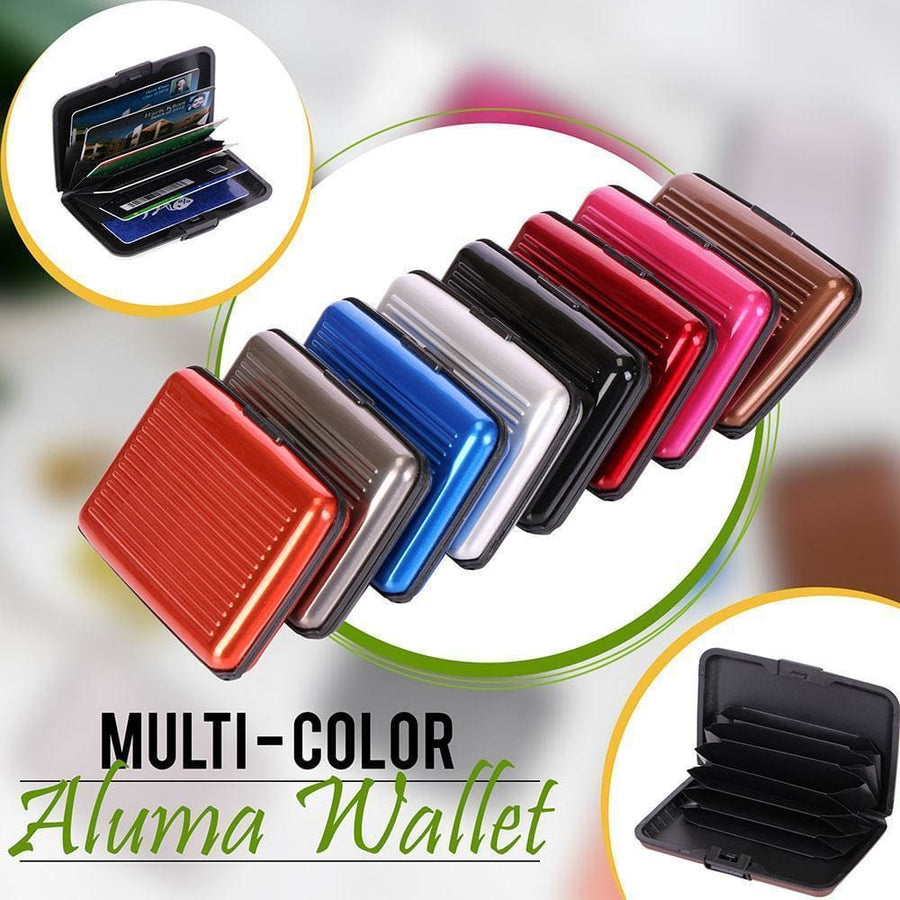 Aluma Wallet For Men & Women - Wallet
