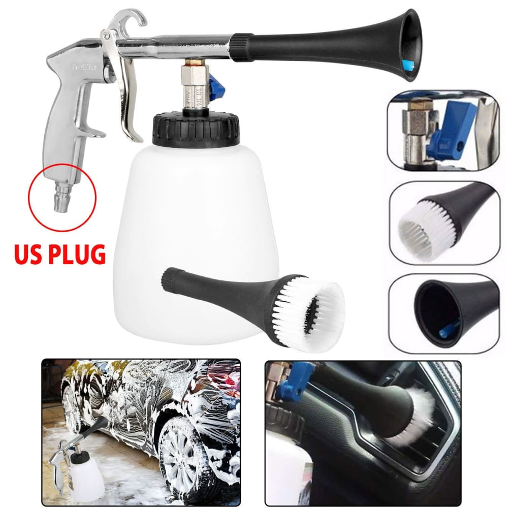 Car High Pressure Cleaning Tool Free Ship By Fedex From Usa - Water Gun & Snow Foam Lance