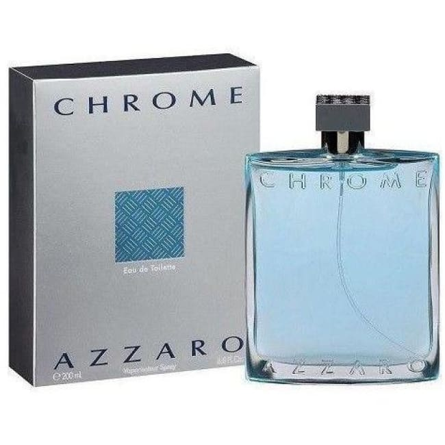 Chrome By Azzaro Edt Cologne For Men