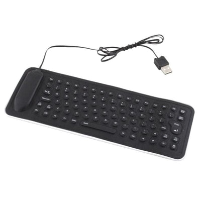 Foldable Silicone Keyboard - Gadget