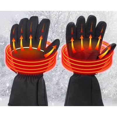 Heated Gloves (1 Pair) - Gloves