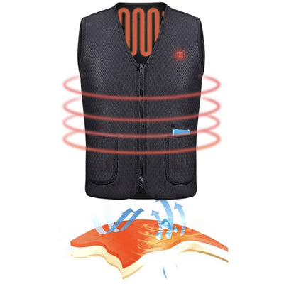 Heated Vest (Rechargeable)