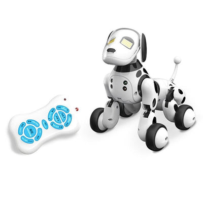 Intelligent Remote Control Robot Dog