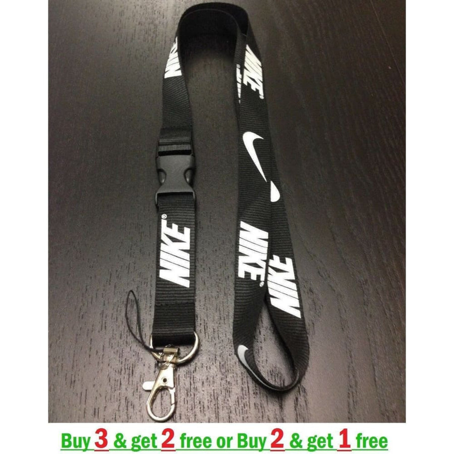 Lanyard Detachable Keychain Ipod Camera Strap Badge Id