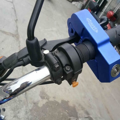 Motorcycle Handle Bar Lock