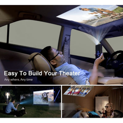 Portable Home Cinema - Gadget
