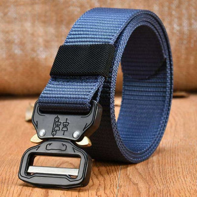 Tactical Buckle Belt (Heavy Duty) - 48 Dark Blue