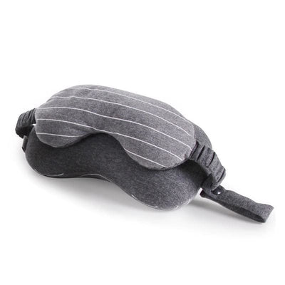 Travel Mask And Pillow Neck Eye Cushion Sleep Rest And Support