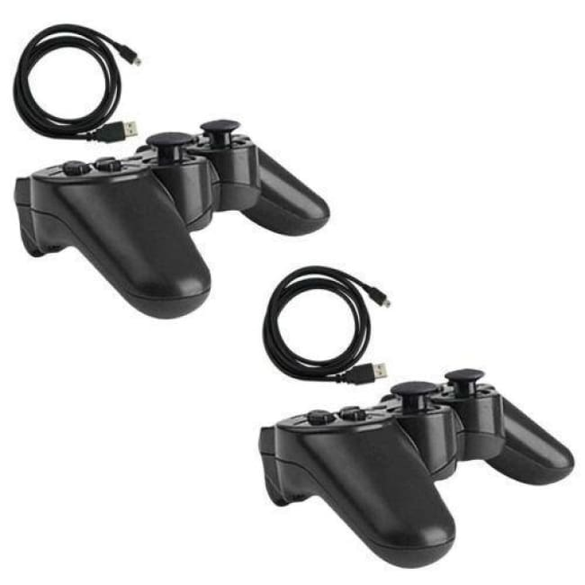 Two Bluetooth Controller For Ps3