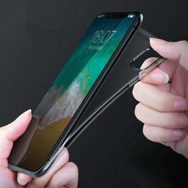 Ultra Slim Shockproof Protector For Iphone X