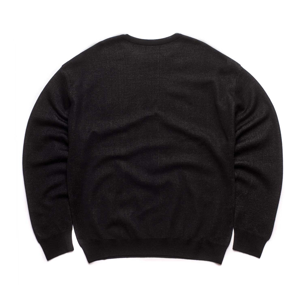 Chill Out Knit - Black
