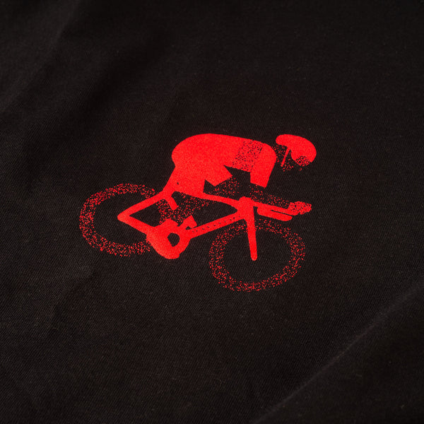 Night Ride LS Tee - Black