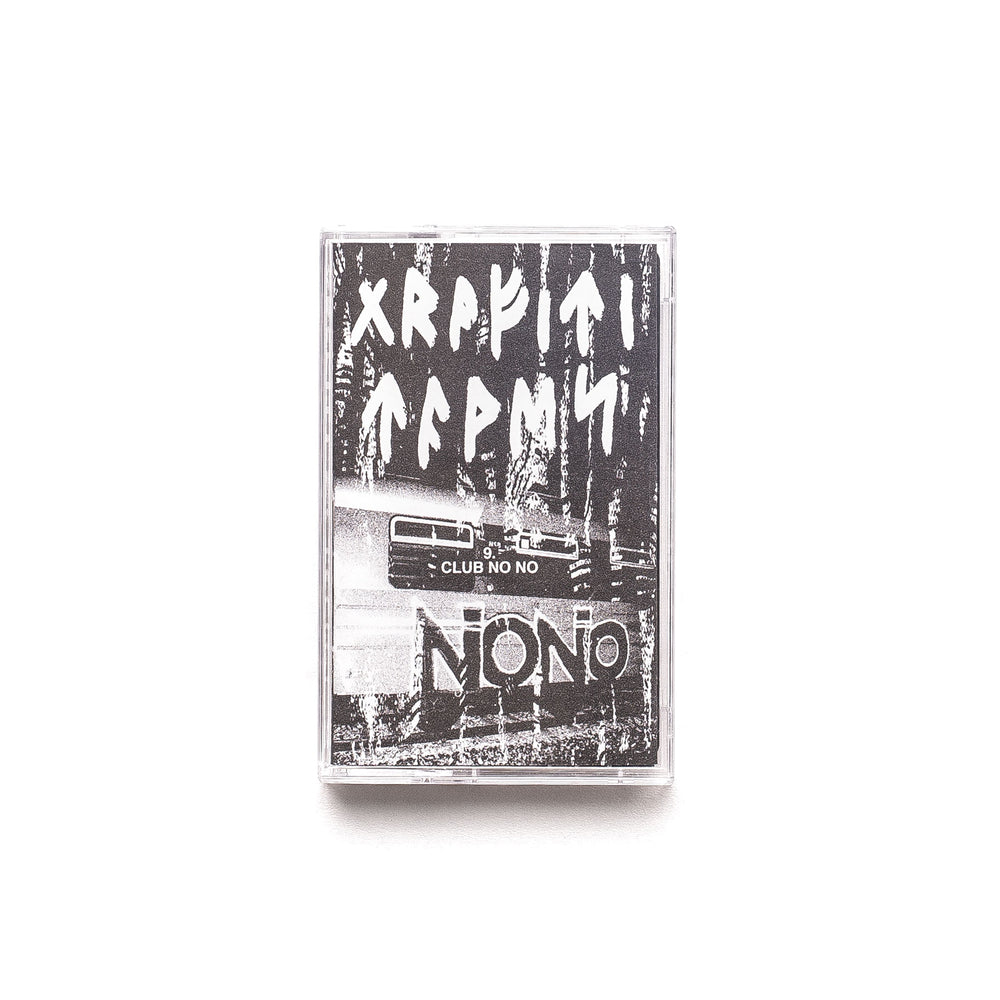 Grafiti Tapes 009 - CLUB NO NO