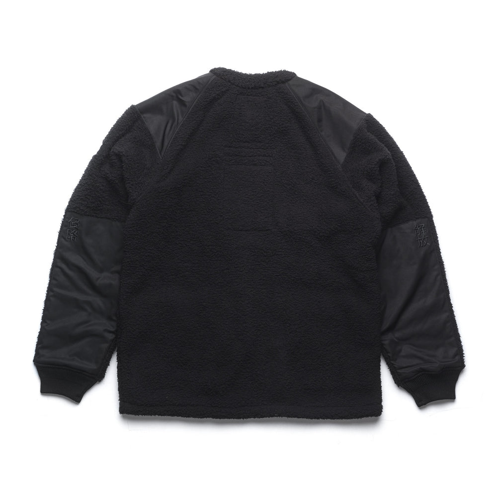Tactical Fleece Jacket - Black