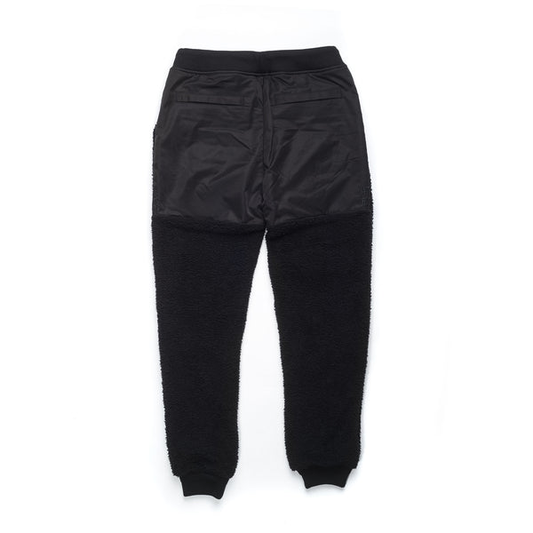 Tactical Fleece Pants - Black