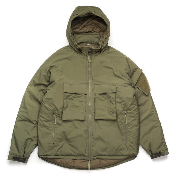 Expedition Jacket - Olive