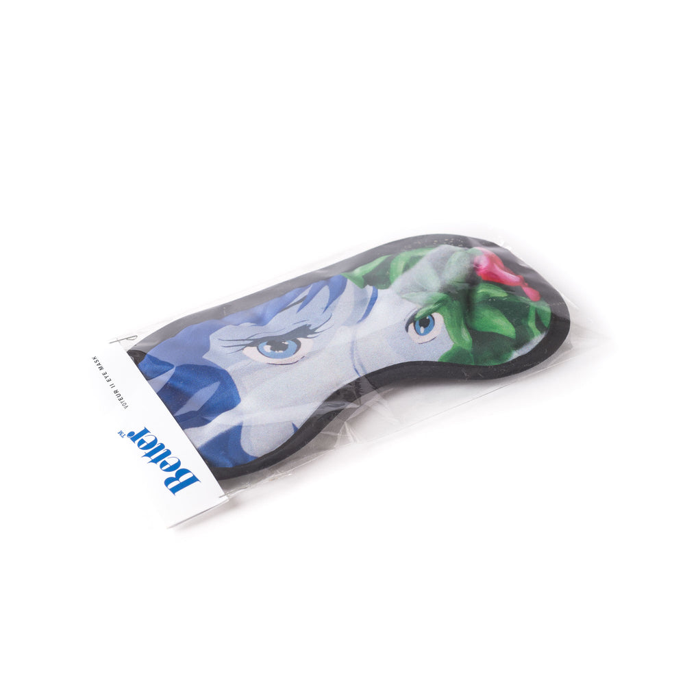 Shay Semple Eye Mask - Blue