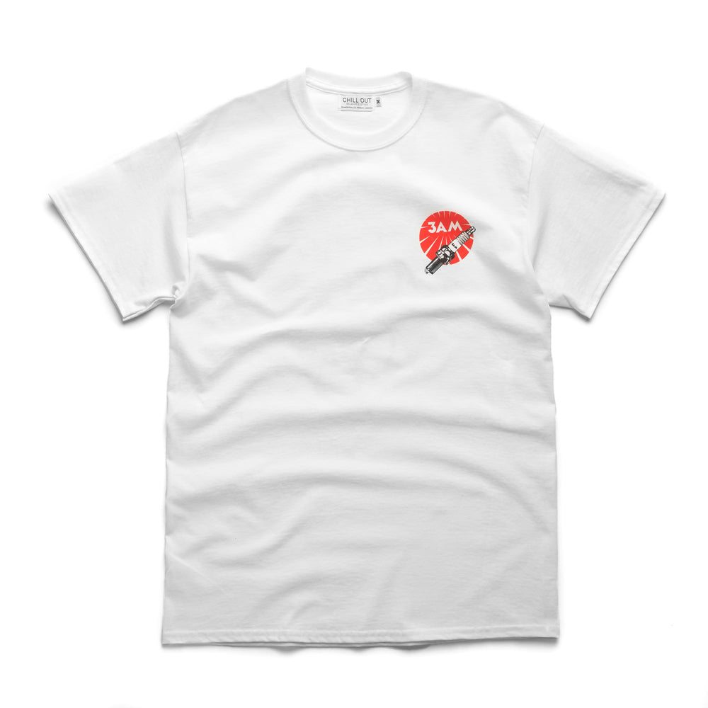 Spark Boy T-Shirt - White