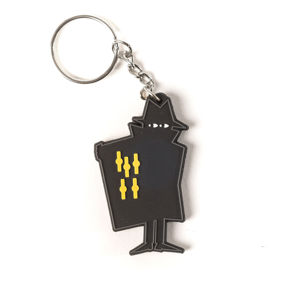 Real Bad Key Chain - Black