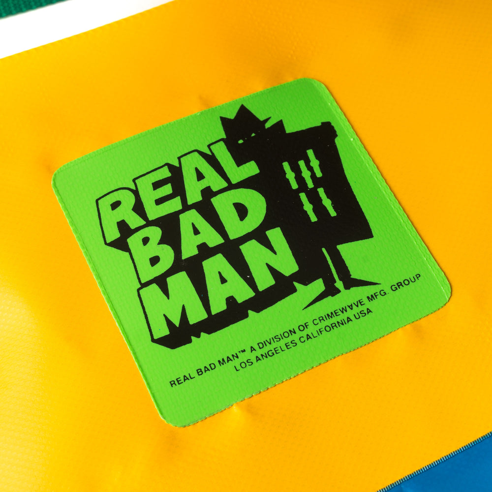 Real Bad Rubber Bag - Multi