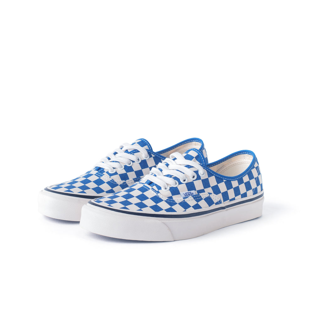 Authentic 44 DX (Anaheim Factory) - OG Blue/Check