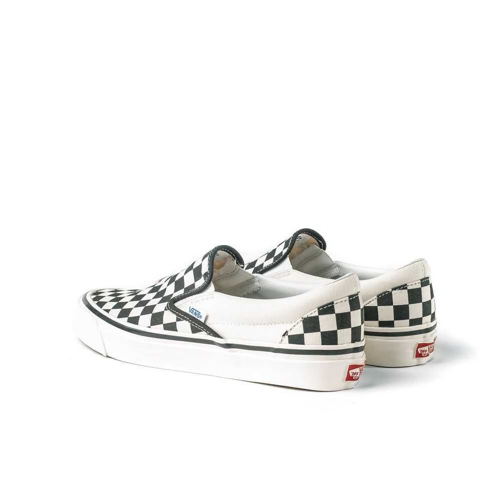 Classic Slip-On (Anaheim Factory) - Black Check