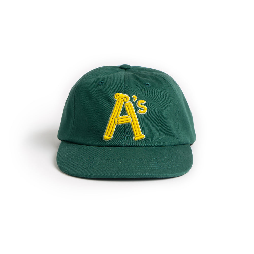 A'S Cap - Bottle Green