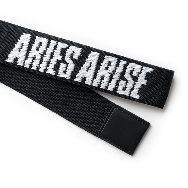 Arise Webbing Belt - Black