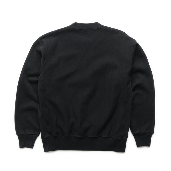 Classic Temple Sweat - Black