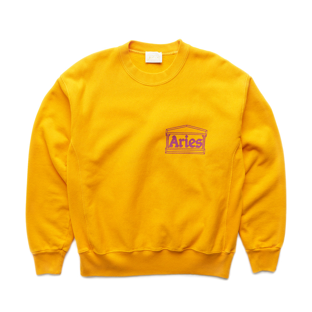 Classic Temple Sweat - Orange