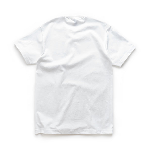 Fact T-Shirt - White