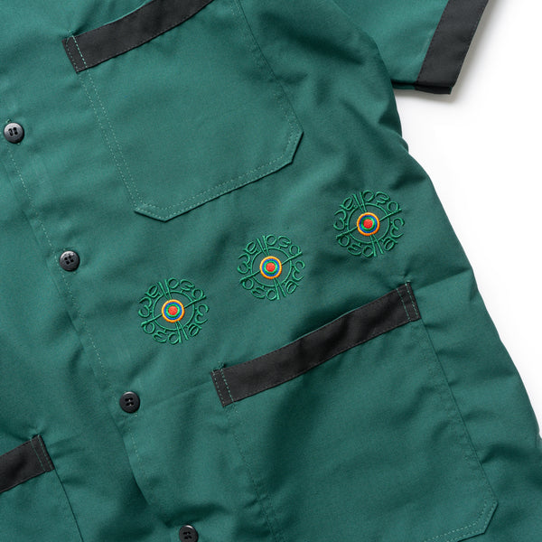 India Work Shirt - Green