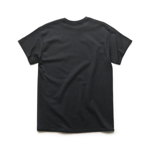 Halo B II T-Shirt - Black