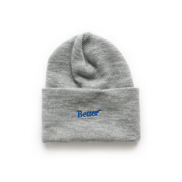 Better Logo Beanie - Grey