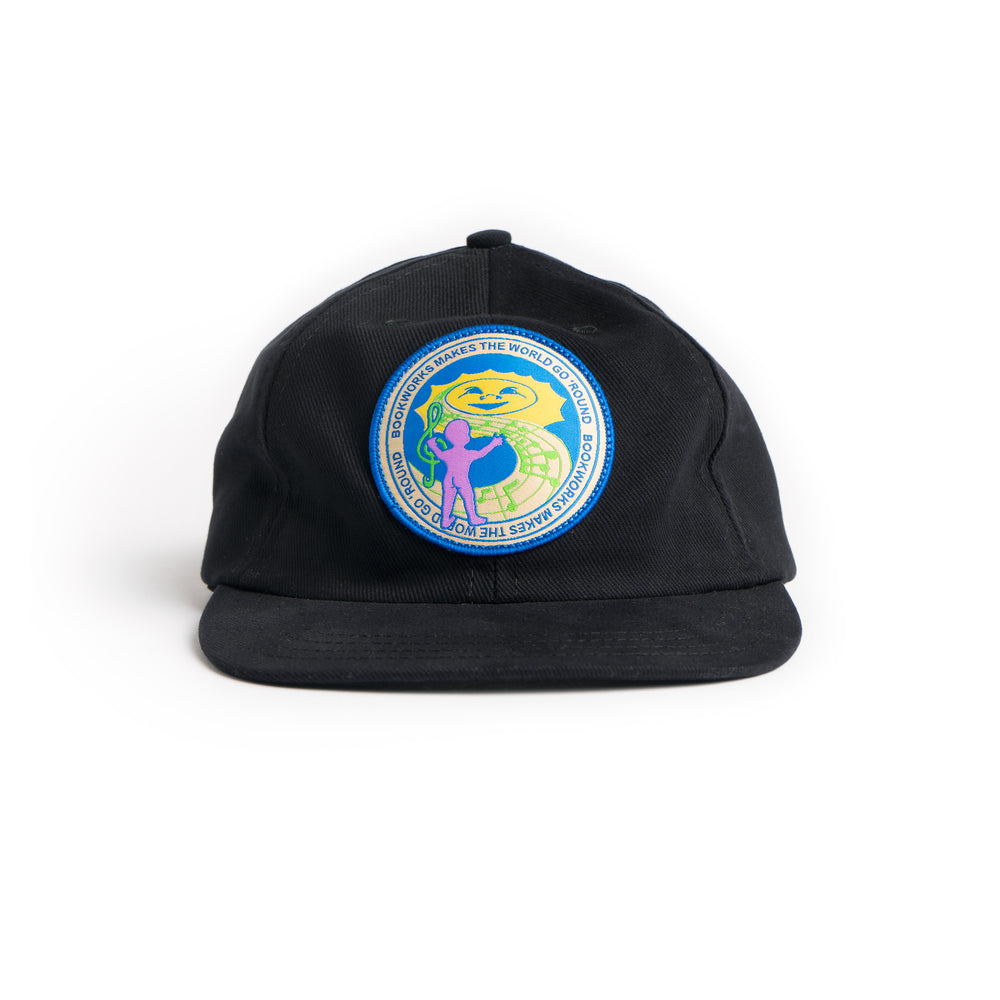 Patch Hat - Navy