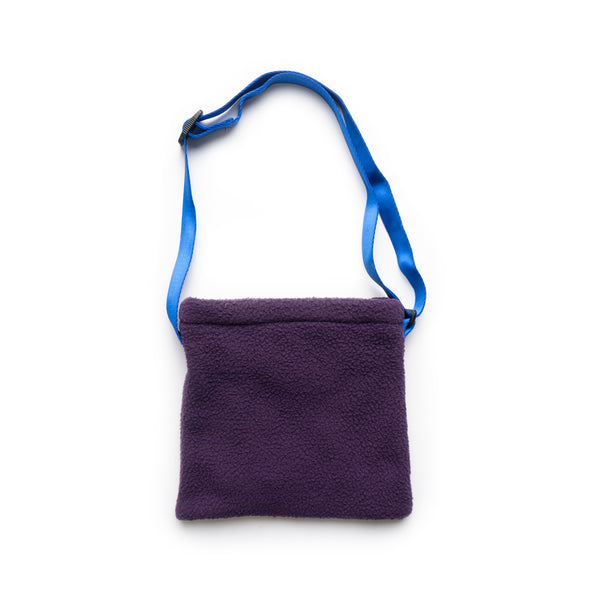 Rush Hour Tote Bag - Purple/Golden Yellow