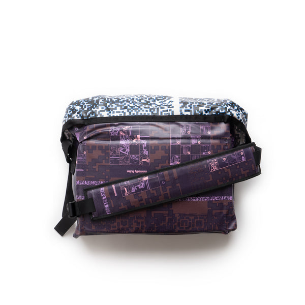 Design Messenger Bag - Multi