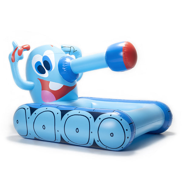 Tank Pool Float By Todd James - Multi